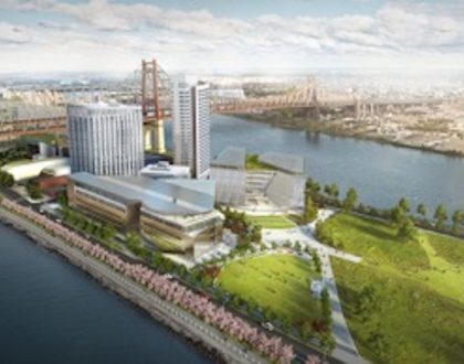 Cornell Tech Phase 1 Opens
