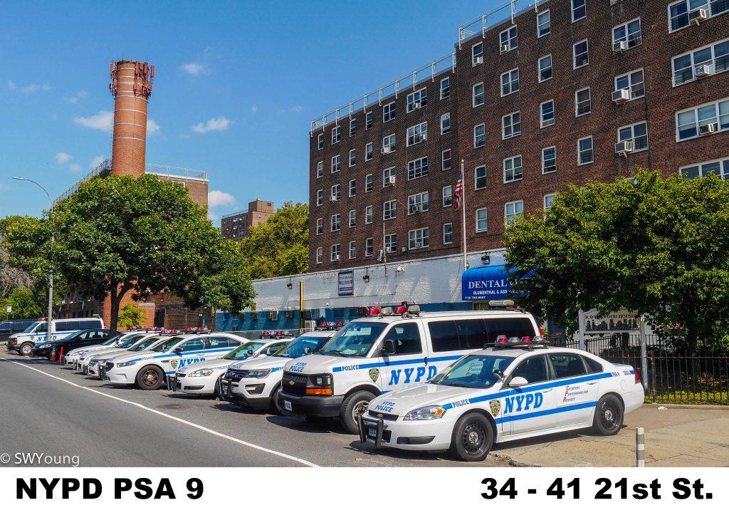 NYPD PSA 9