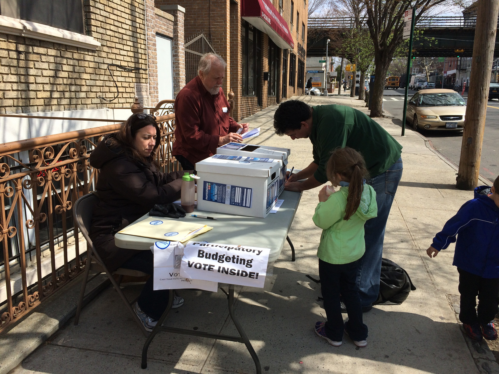 District 22 Participatory Budgeting Voting Begins