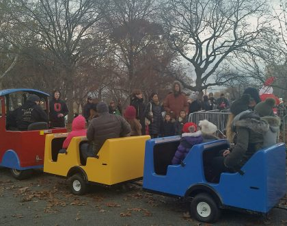Holiday Festival & Tree Lighting in Astoria Park