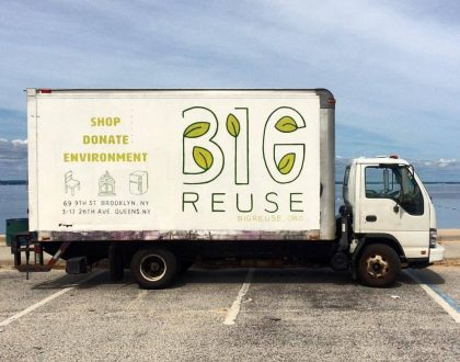 Big Reuse is Closing Their Astoria Store