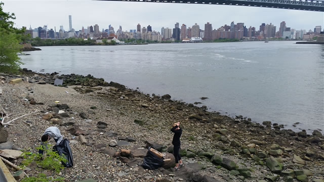 Tragic Discovery in the East River