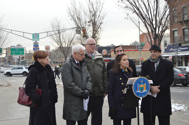 An End to Larger Truck Traffic on Astoria Boulevard
