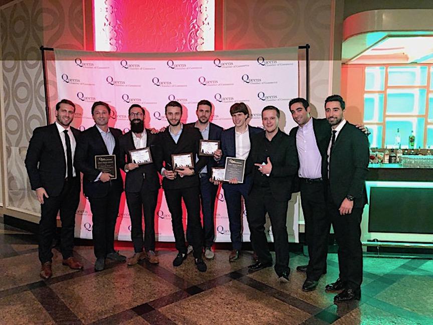 Awards for Astoria Architectural Developments