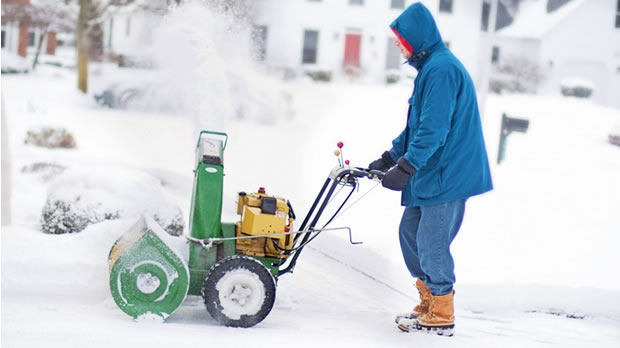 Winter Snow Removal Jobs with Sanitation