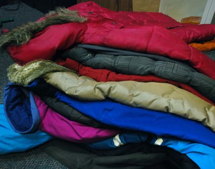 2020 Boroughwide Winter Coat Drive Announcement