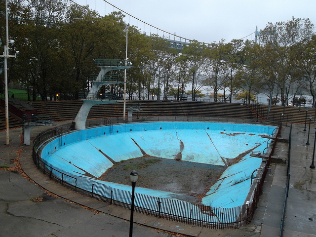 Astoria Diving Pool Project