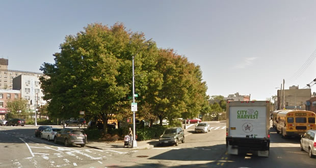Auto, Pedestrian, and Parking changes - Welling Court Vernon Blvd, Main ave