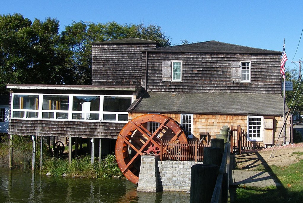 Tide Mill Conference