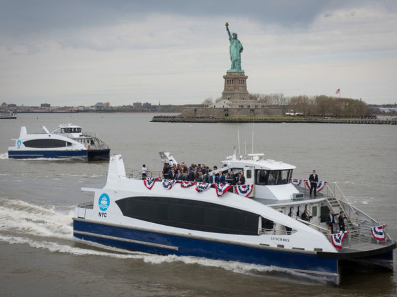 New NYC Ferry Summer 2018 Schedule