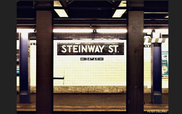 Mid Block Cross walks on Steinway St