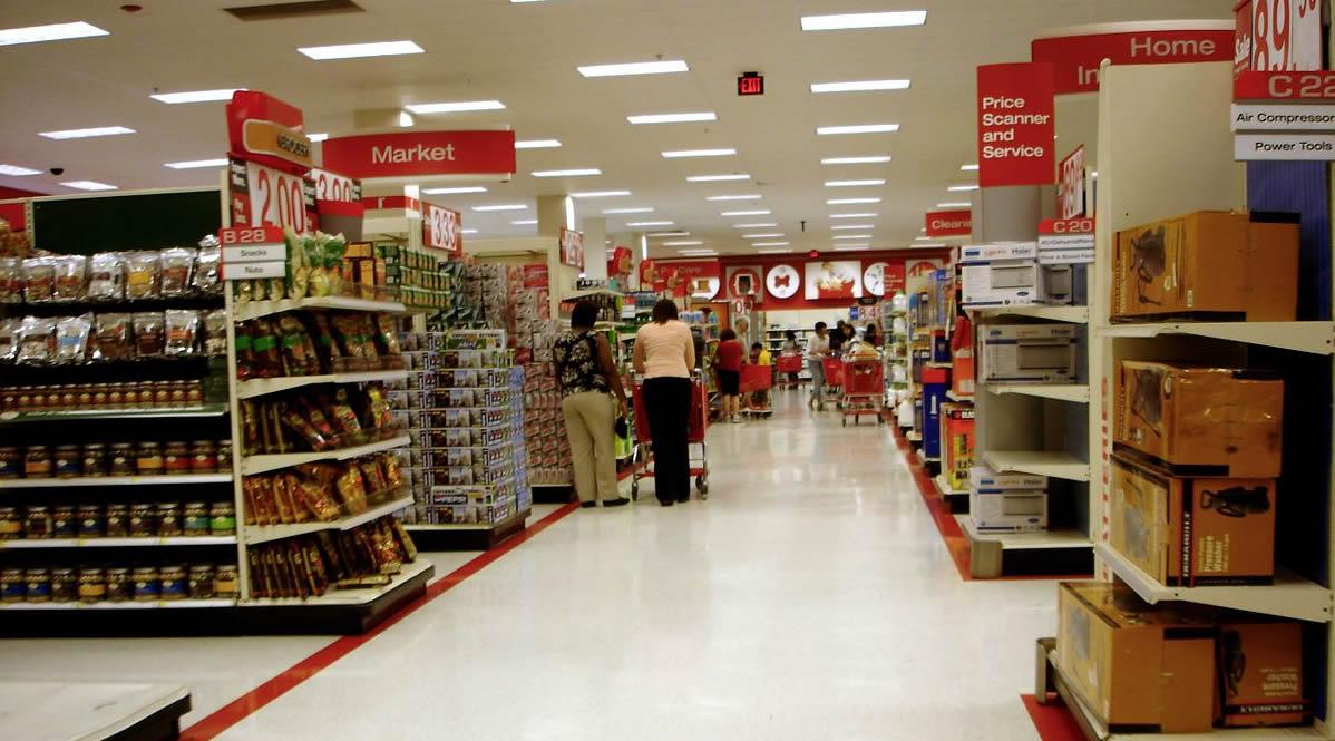 Target opens in Astoria