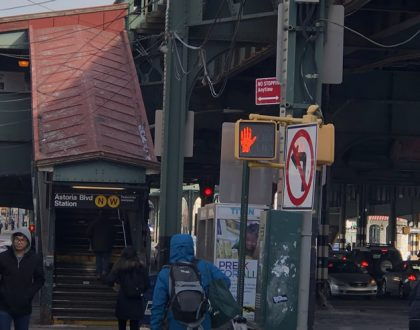Astoria Blvd N/W station renovations and closures Q and A