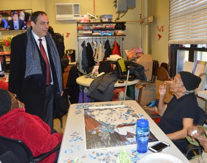 Costa Touring Astoria Houses Senior Center