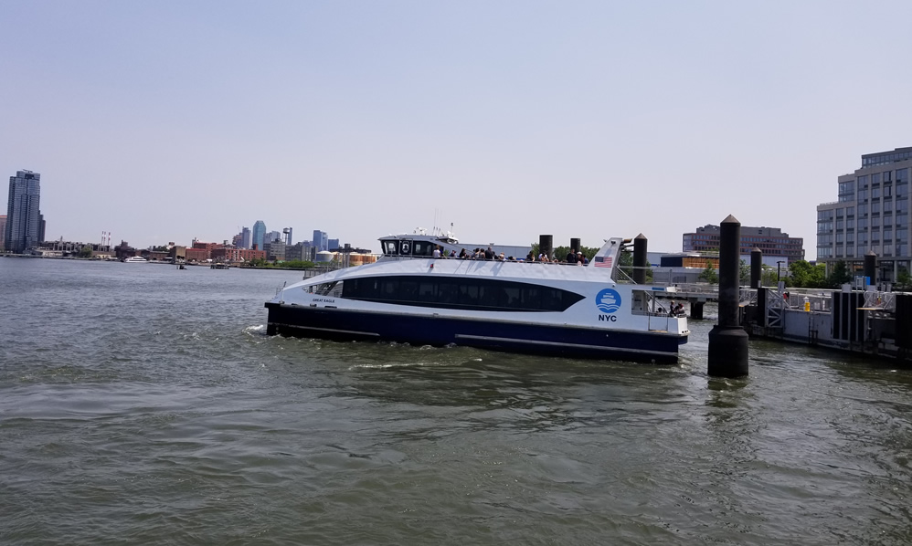 Queens Chamber of Commerce Support Extension of Astoria Ferry to Upper East Side