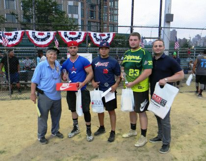 The QLSA Annual Mega All-star Softball Game