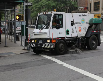 New Street Cleaning Schedule in Old Astoria