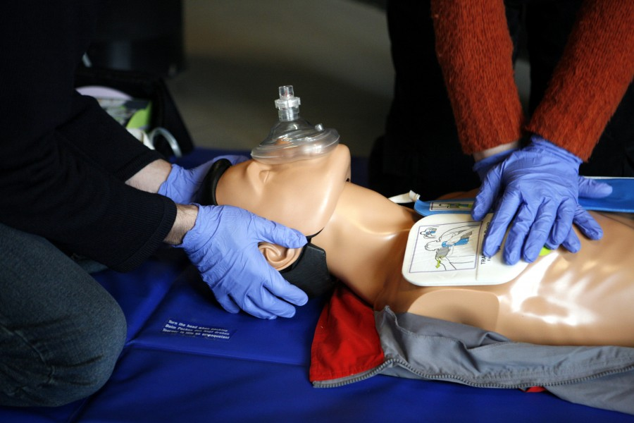 CPR_training