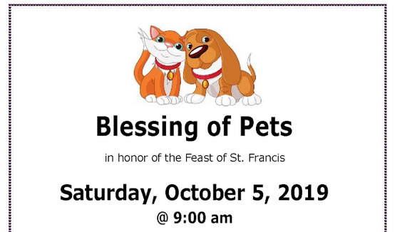 blessing of pets main