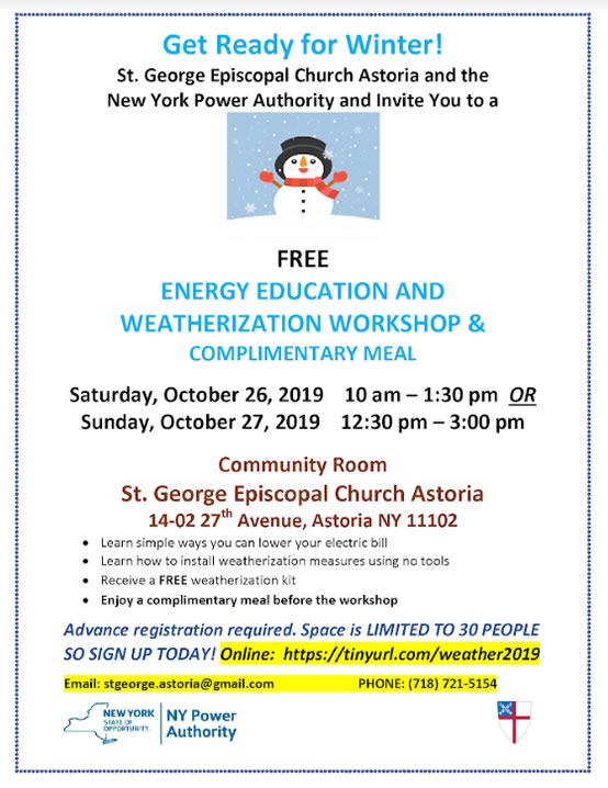 Weatherization Workshop