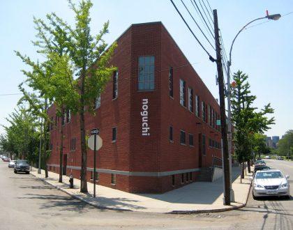 noguchi museum building