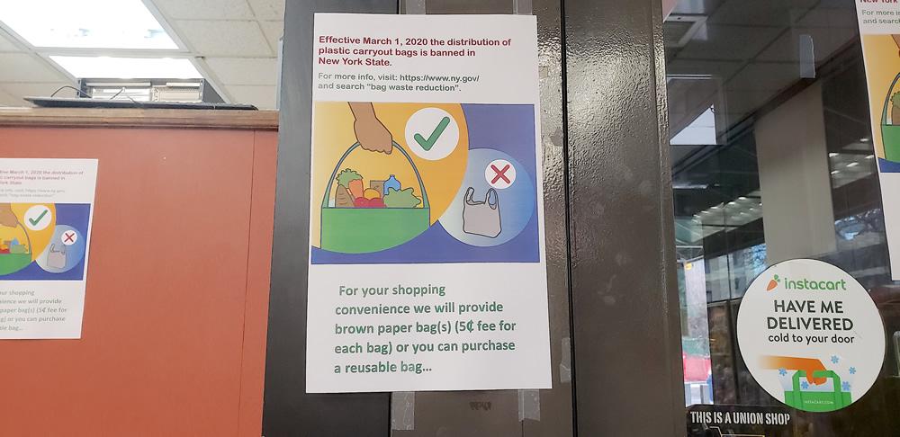 Platic bag Ban