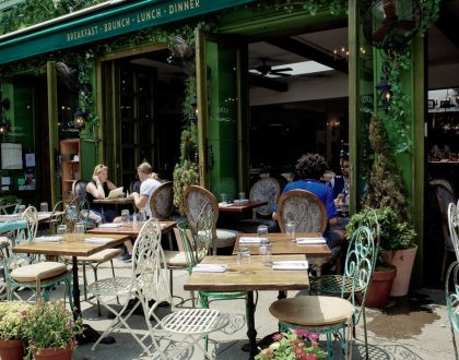 Outdoor Dining is Here to Stay, Mayor Bill de Blasio Announces