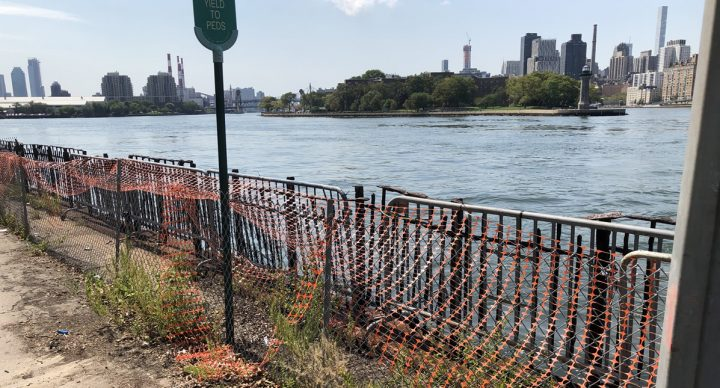 Erosion and Flooding Study requested by Congresswoman Maloney
