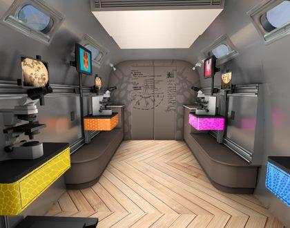 BioBus to Create Permanent Site at Astoria Houses