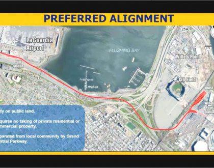 NY Port Authority Promotes AirTrain