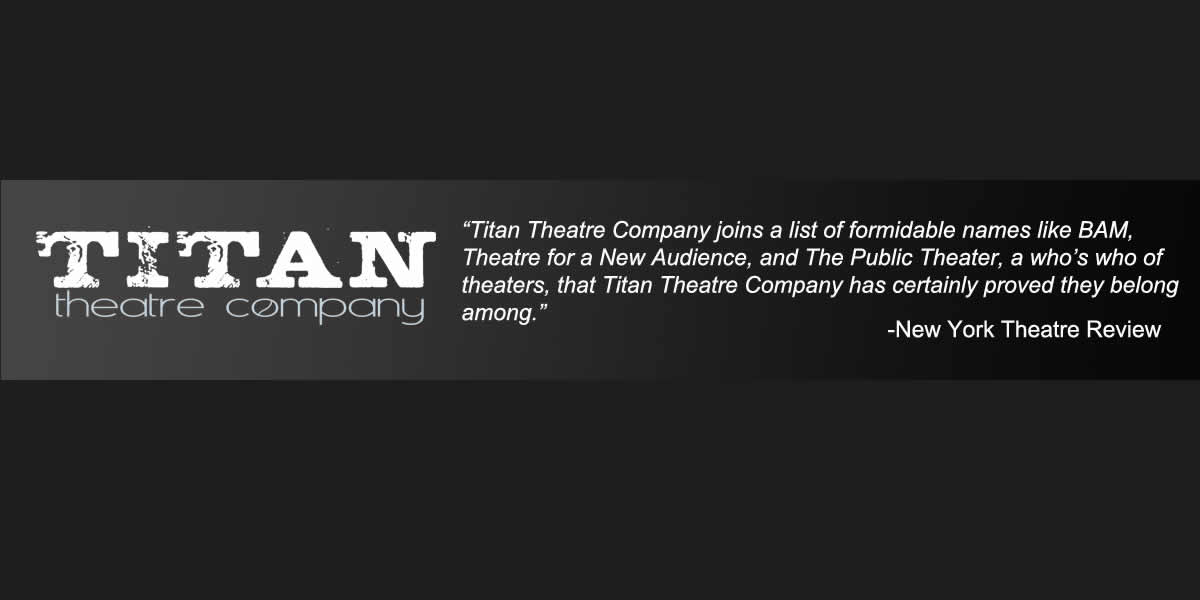Titan Theater Virtual Season