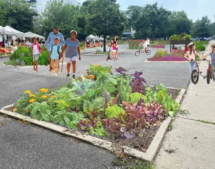 OANA Supports New Community Greenspace