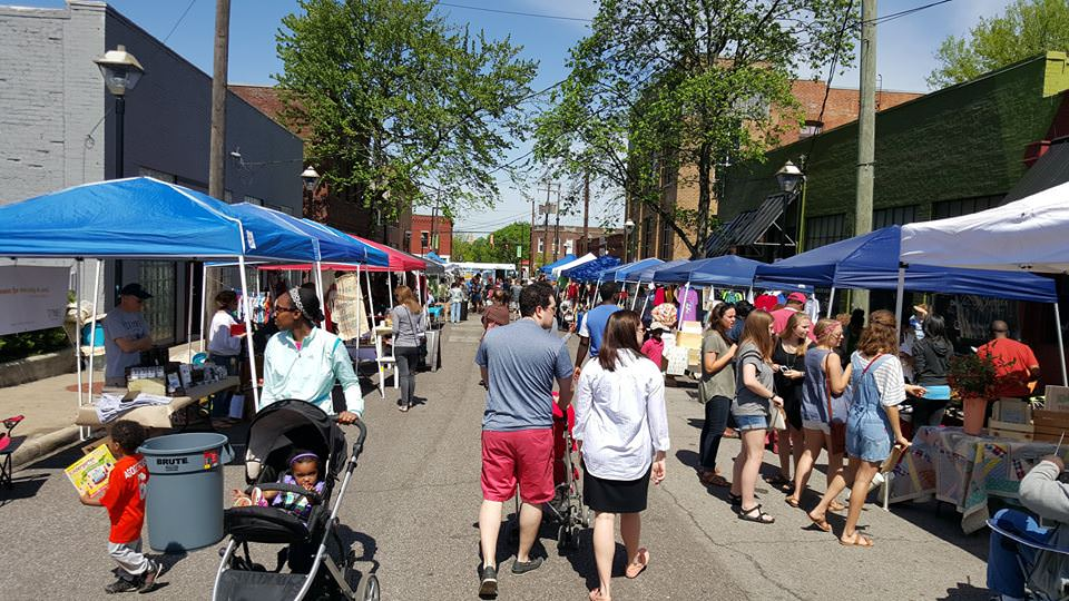 Retail Open Streets