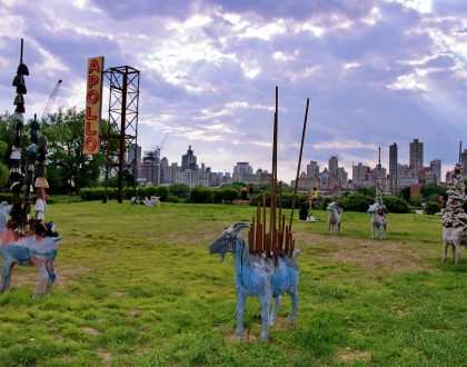 Socrates Sculpture Park: The beginnings