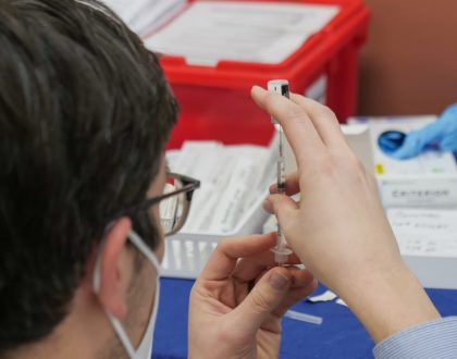 In-Home Vaccinations for Fully Homebound New York City Residents Only