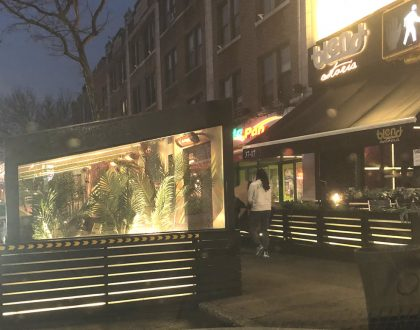 Open Streets Open Restaurants - Spring in Astoria