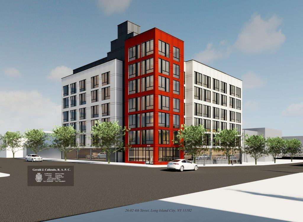 Affordable Housing Lottery Launches In Old Astoria On Hallets Peninsula