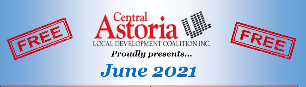 Central Astoria LDC 2021 Waterfront Music and Concert Series