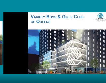 Variety Boys and Girls Club CEO Costa Constantinides Speaking At The OANA June Meeting