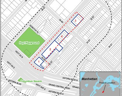 Rezoning Changes Being Proposed For Mixed-Use Developments in Astoria
