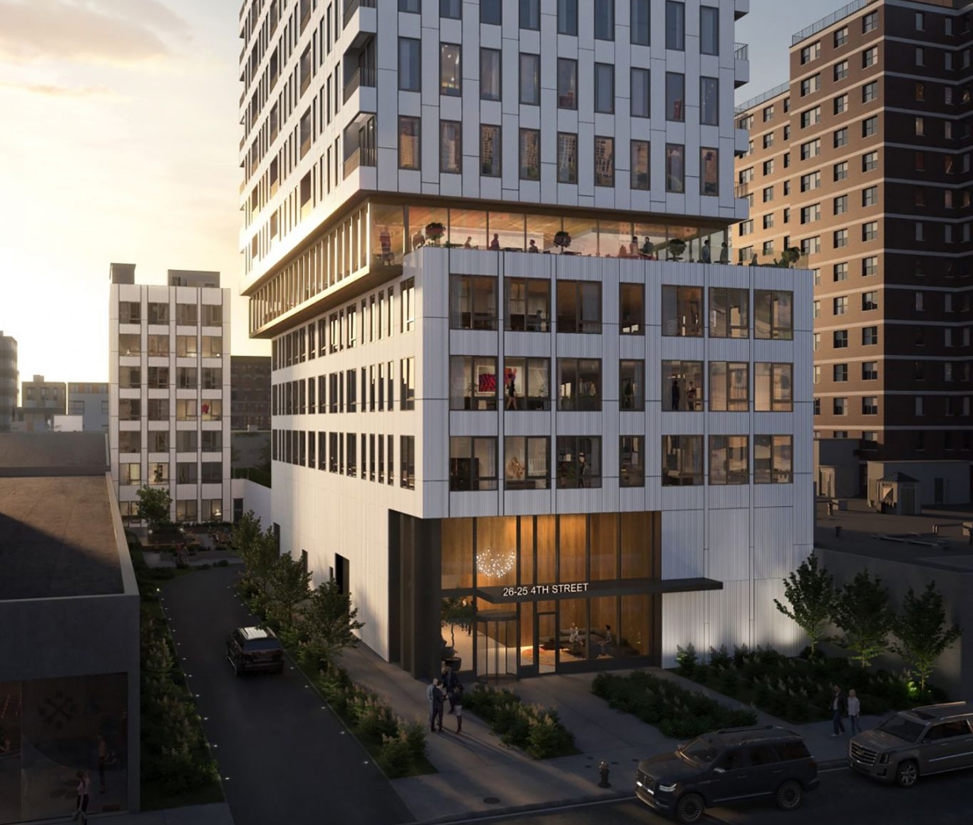 19-Story Building Coming To The Old Goodwill Location In Old Astoria
