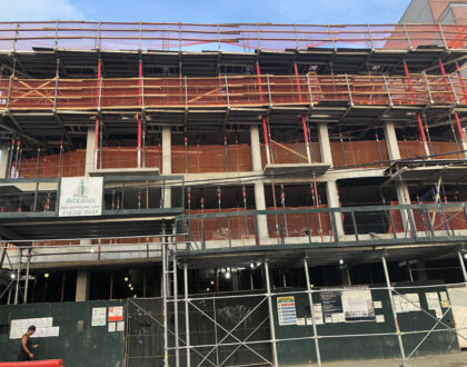 A New Seven-Story Residential Building On Vernon Boulevard In Astoria Is Coming