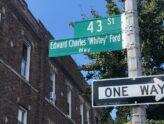 Whitey Ford Street Renaming