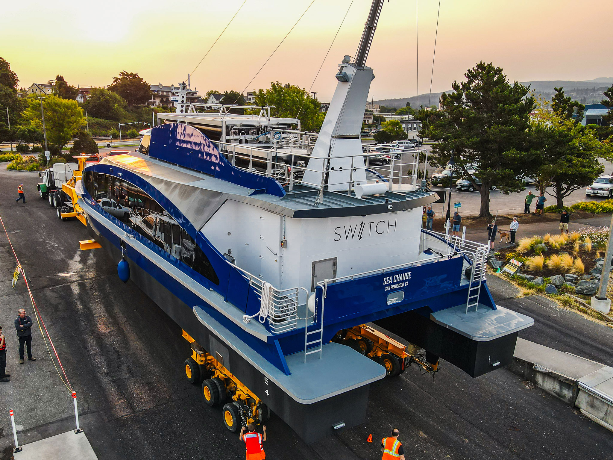 NYC Ferry Urged To Implement New Technology