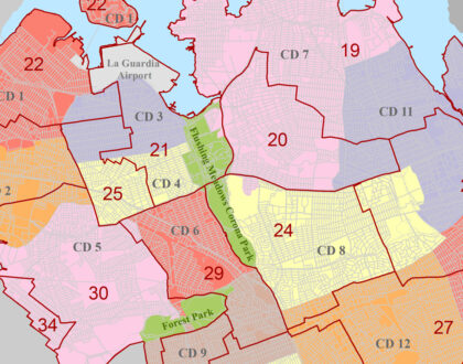 Queens Residents Urged To Participate In Redistricting Commission Hearings